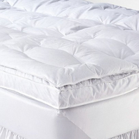 White Goose Down / Feather Mattress Topper PRD-TT16001